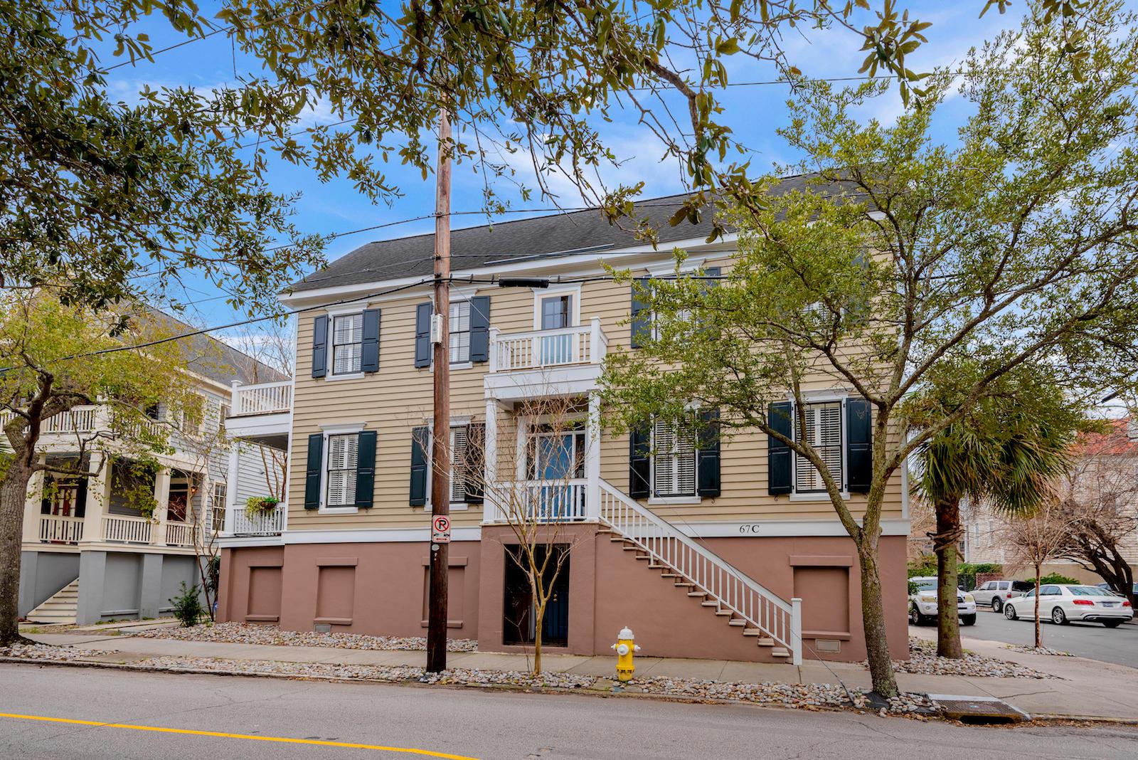 67 Vanderhorst Street UNIT C Charleston, SC 29403