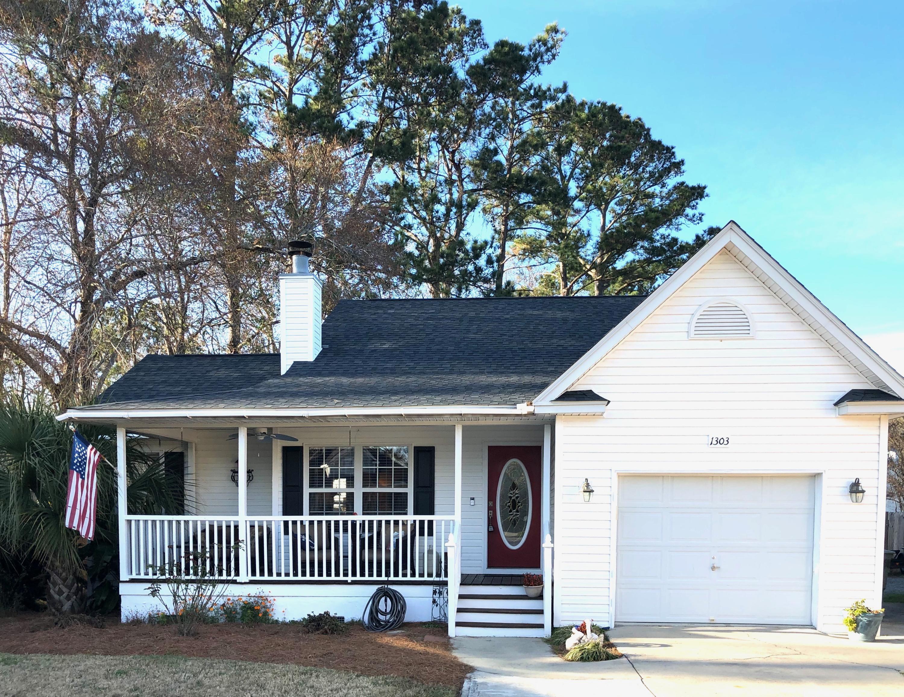 1303 Mapleton Avenue James Island, SC 29412