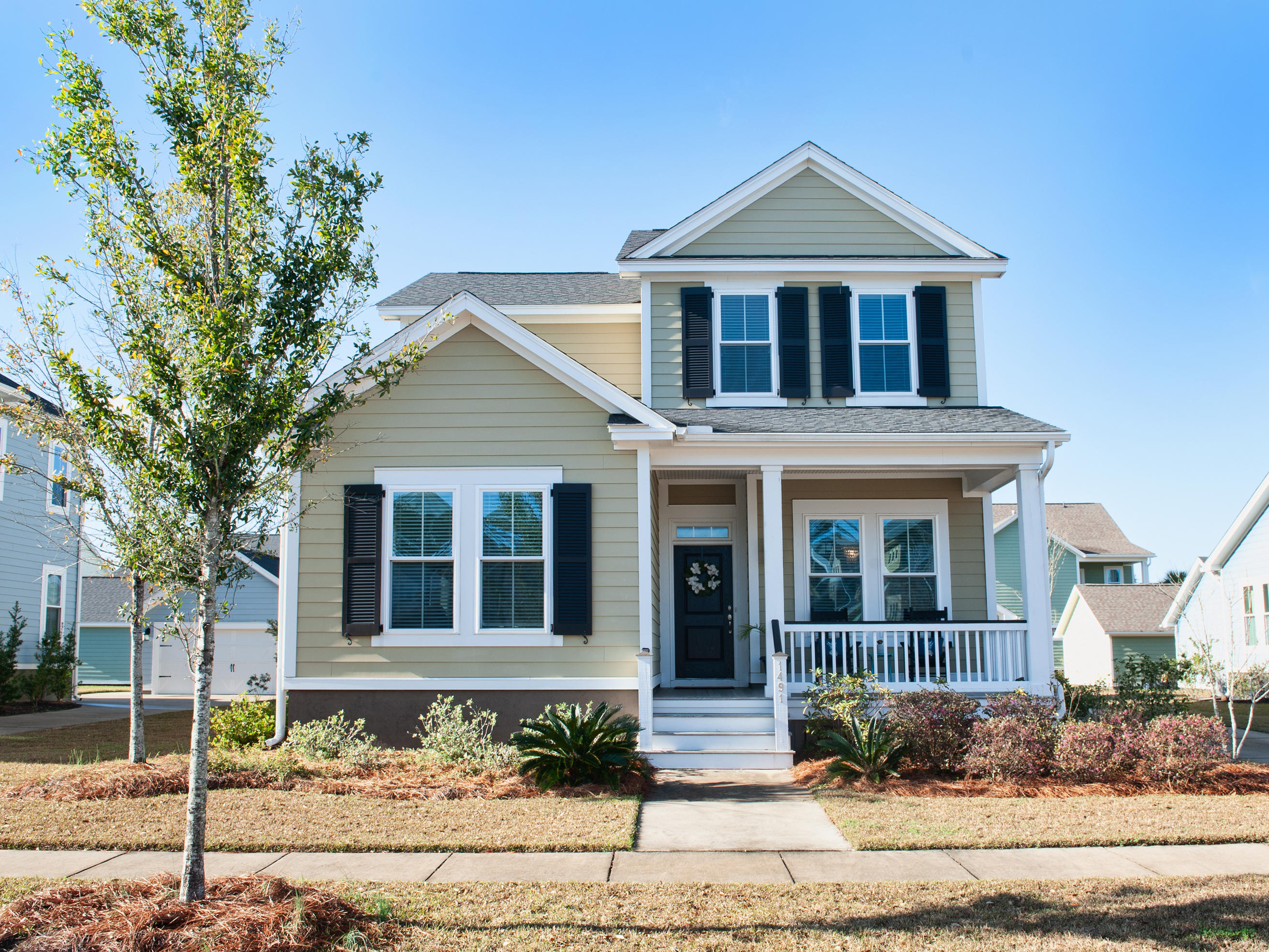 1491 Hollenberg Lane Mount Pleasant, SC 29466