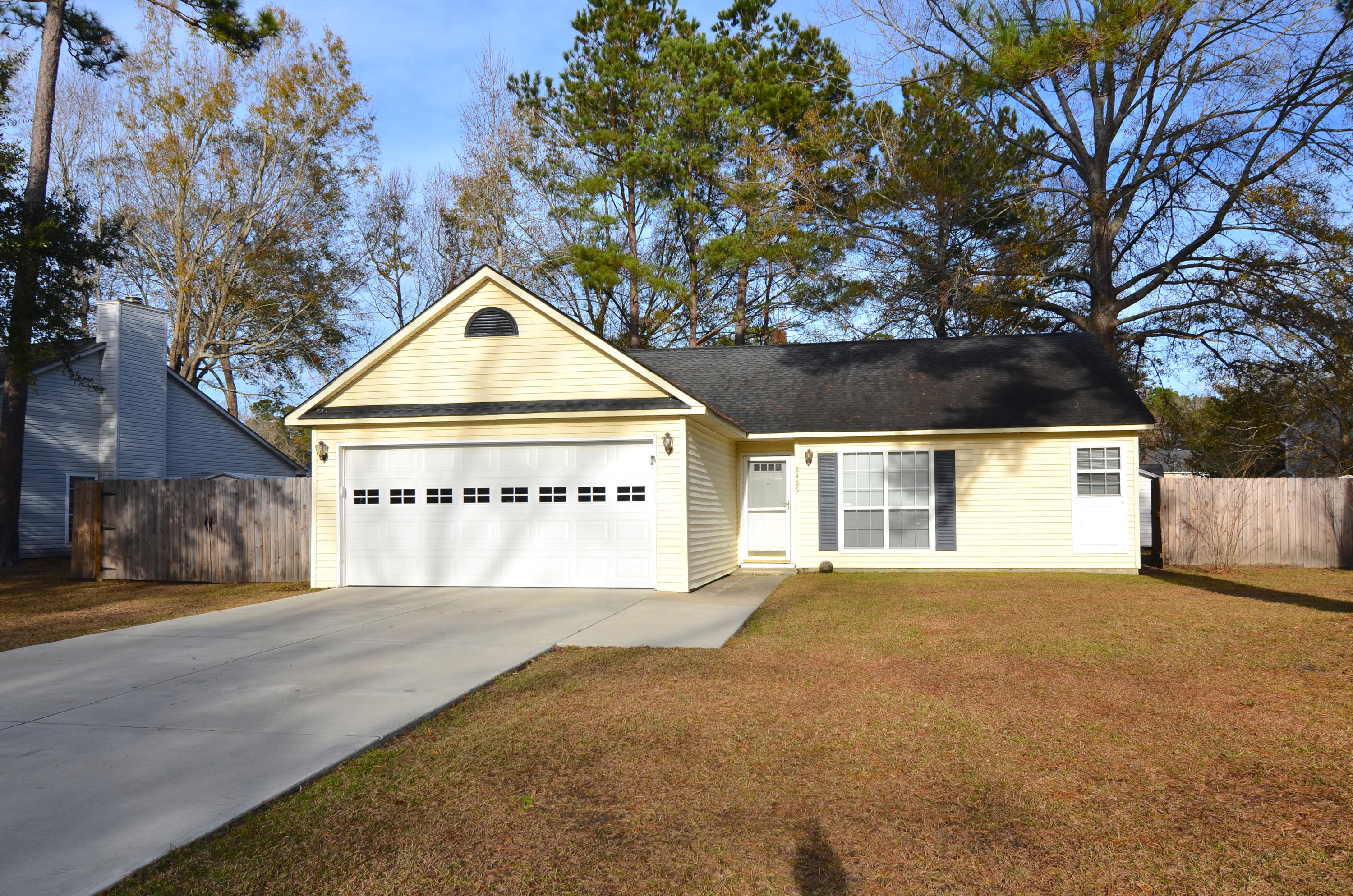 8466 William Moultrie Drive North Charleston, Sc 29420