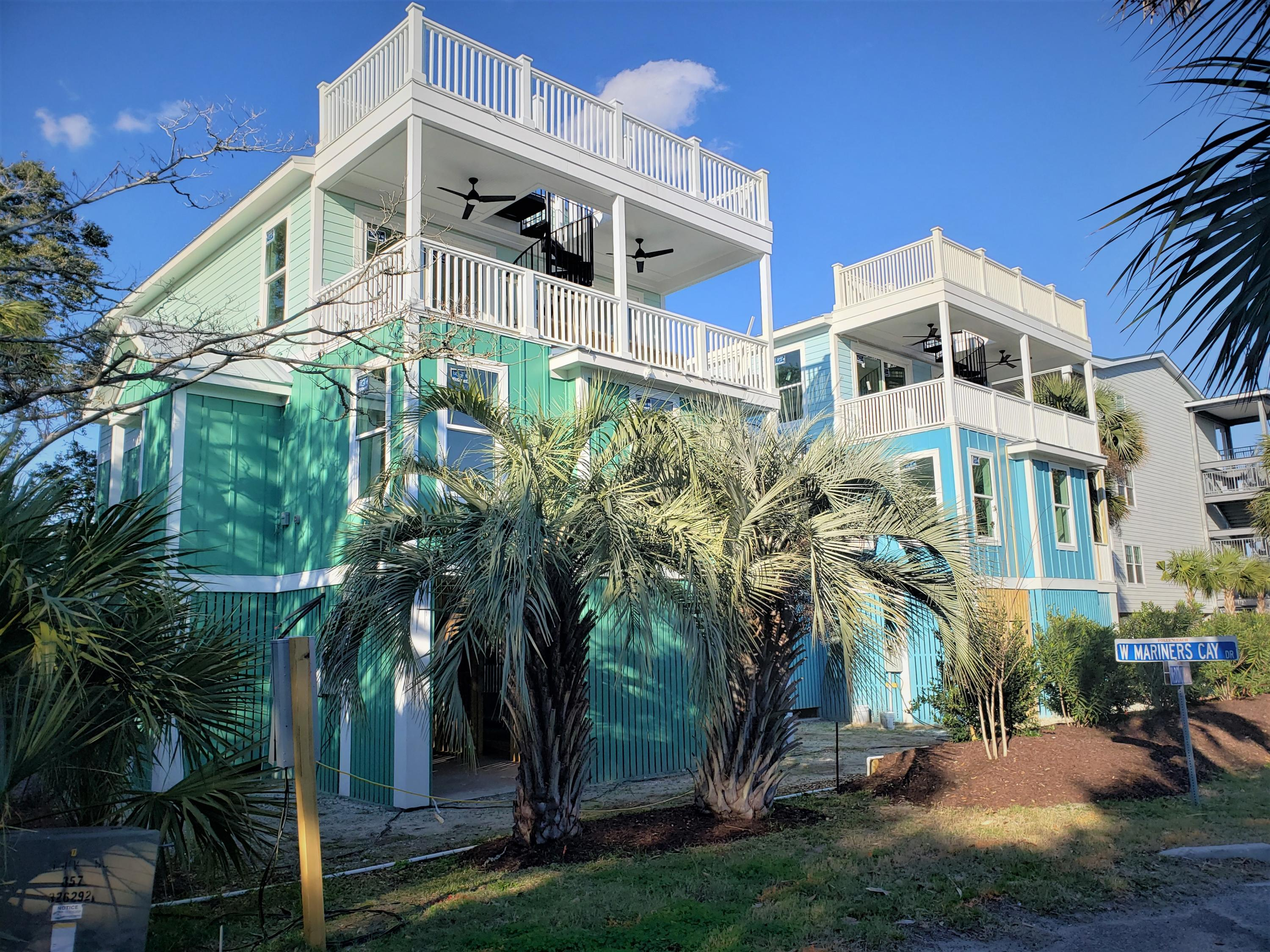 1004 W Mariners Cay Drive Folly Beach, SC 29439