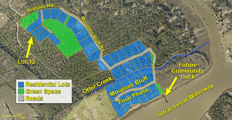 12 Mouzons Bluff Road Mcclellanville, SC 29458