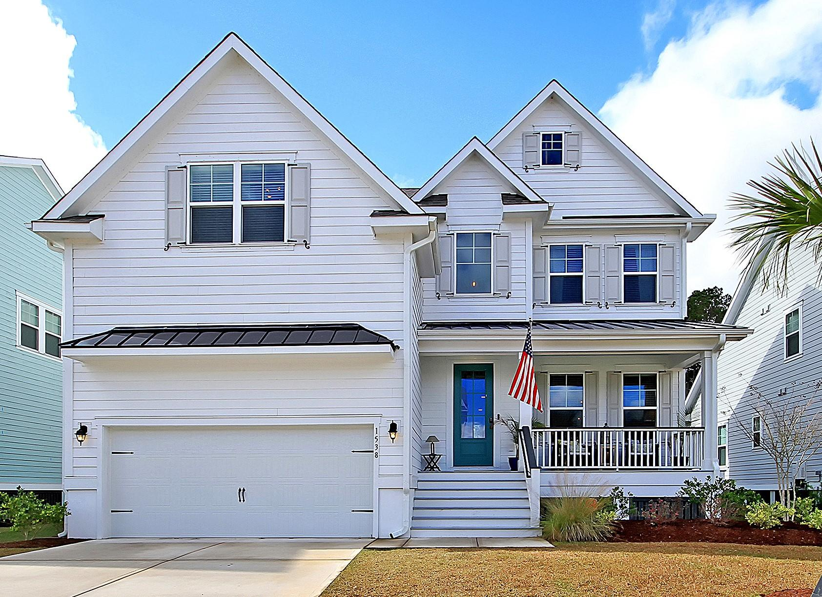 1538 Trumpington Street Mount Pleasant, SC 29466