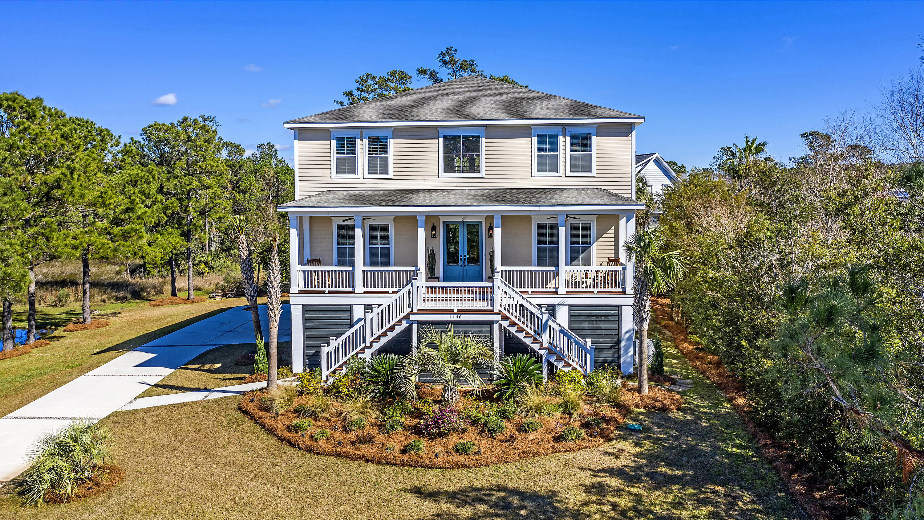 Brickyard Plantation Homes For Sale - 1440 Madison, Mount Pleasant, SC - 29