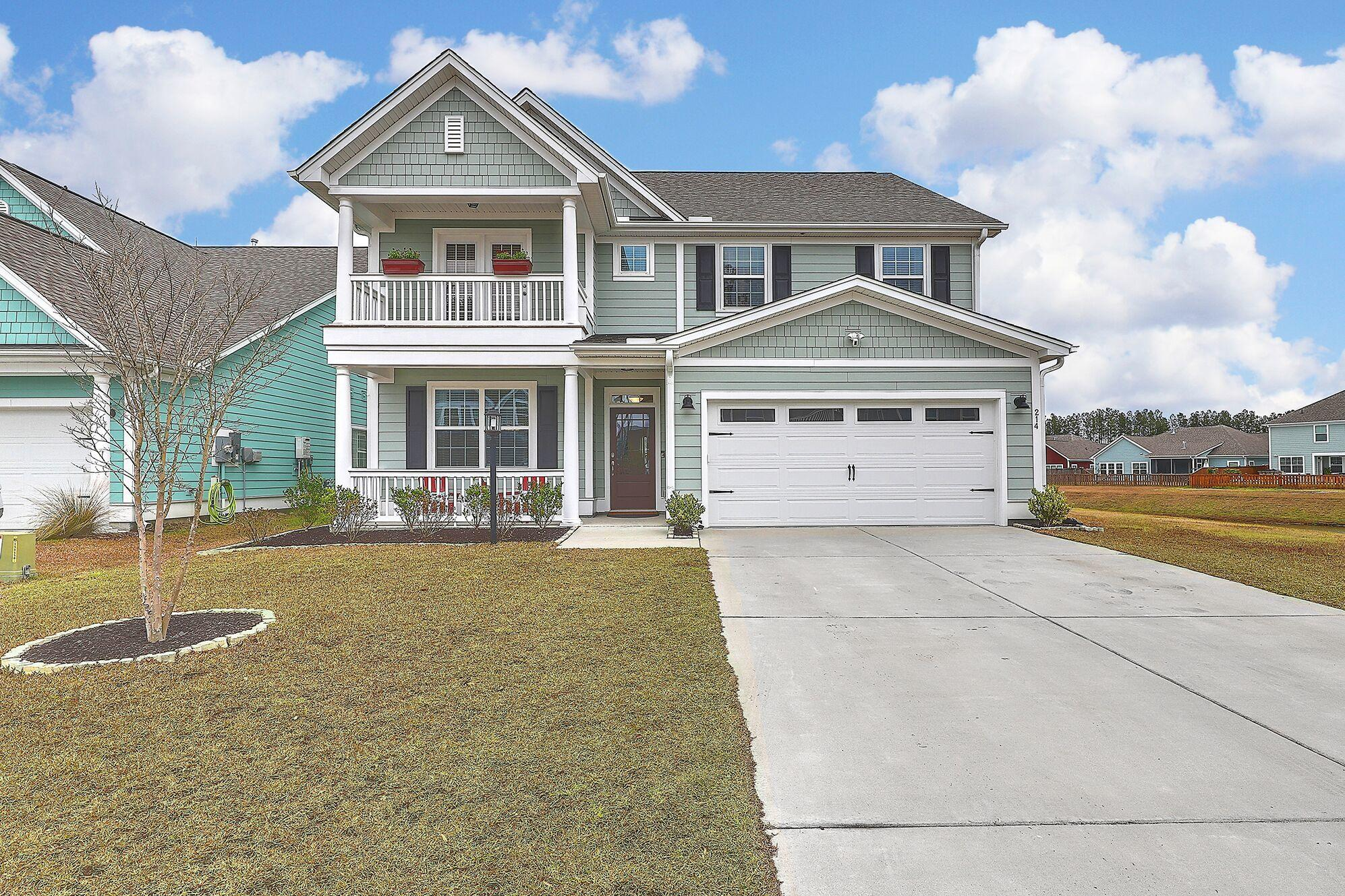214 Clear Sky Lane Summerville, SC 29486