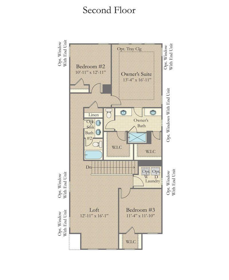 Emma Lane Townes Homes For Sale - 3060 Emma Lane, Mount Pleasant, SC - 34