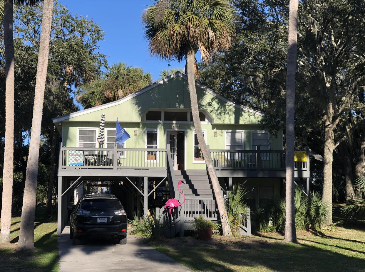 1021 Byrd Street Edisto Island, SC 29438