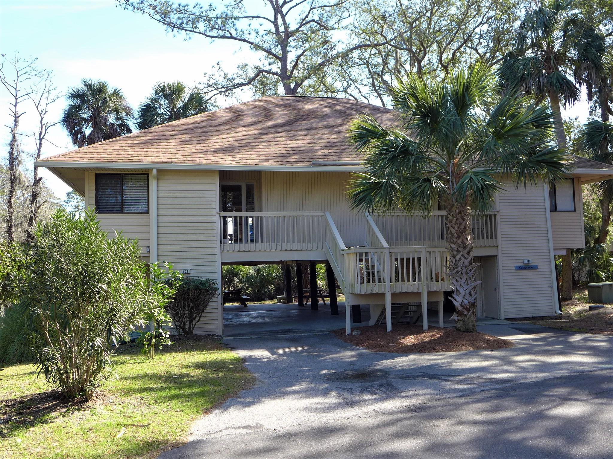826 Club Cottage Road Edisto Beach, Sc 29438