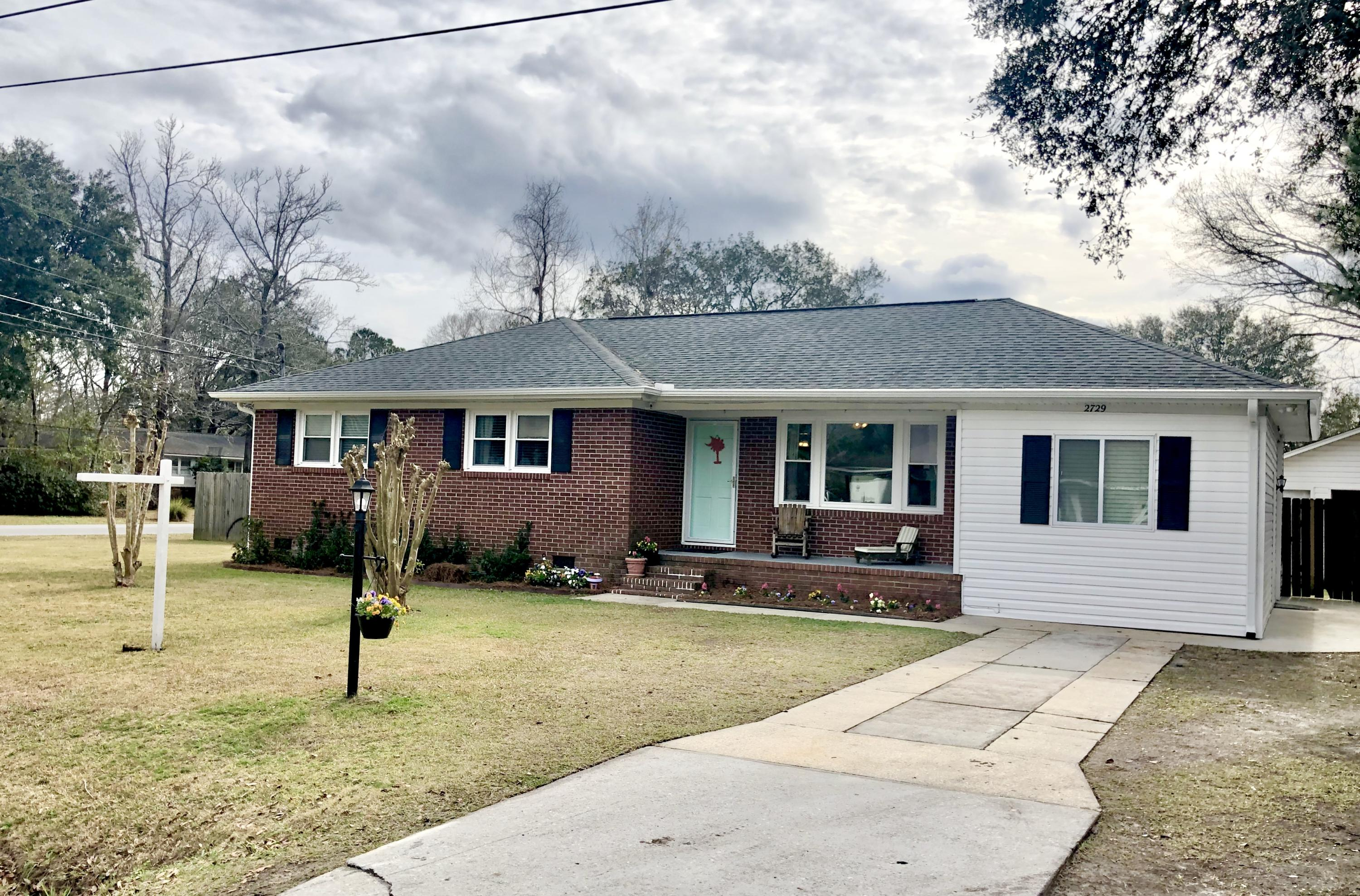 2729 Mona Avenue Charleston, Sc 29414