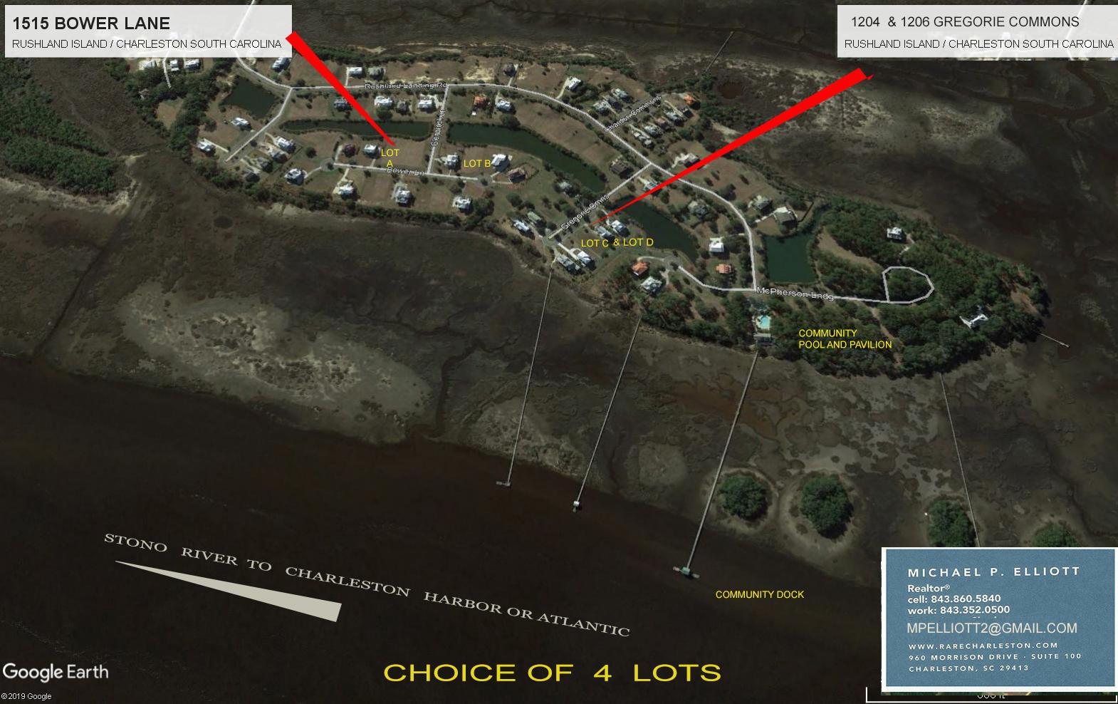 1206 Gregorie Cmns Johns Island, SC 29455