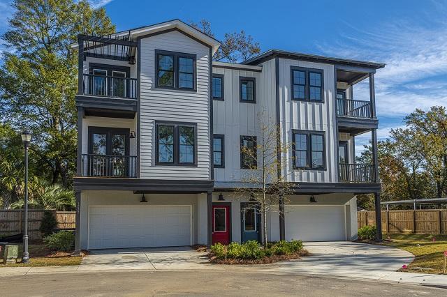 Sea Island Hamlet Homes For Sale - 1203 Gatch, Mount Pleasant, SC - 0