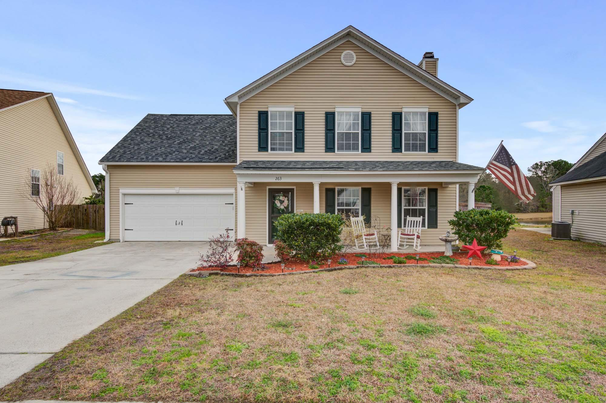 263 Dunning Road Summerville, Sc 29486