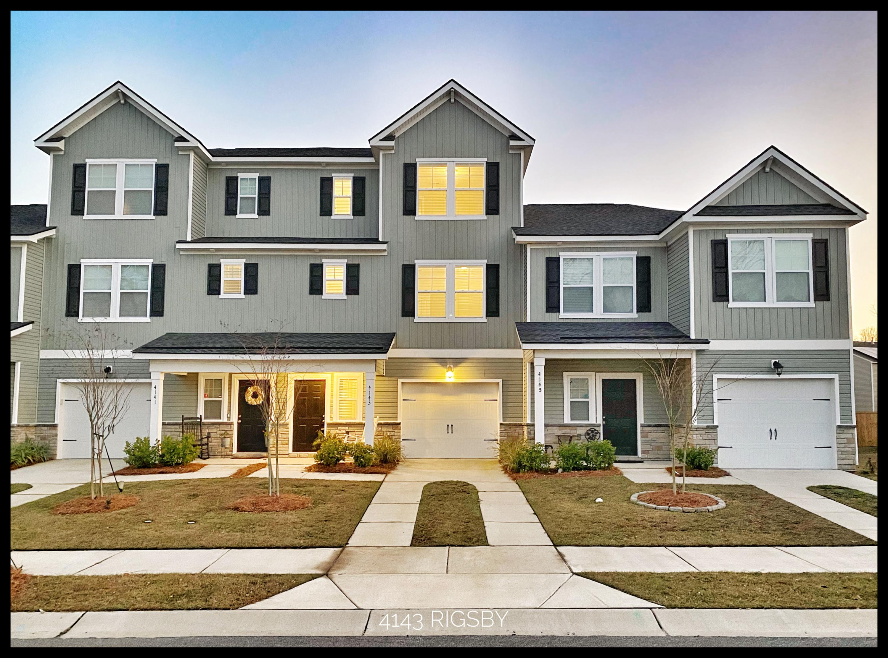 4143 Rigsby Lane Charleston, SC 29414