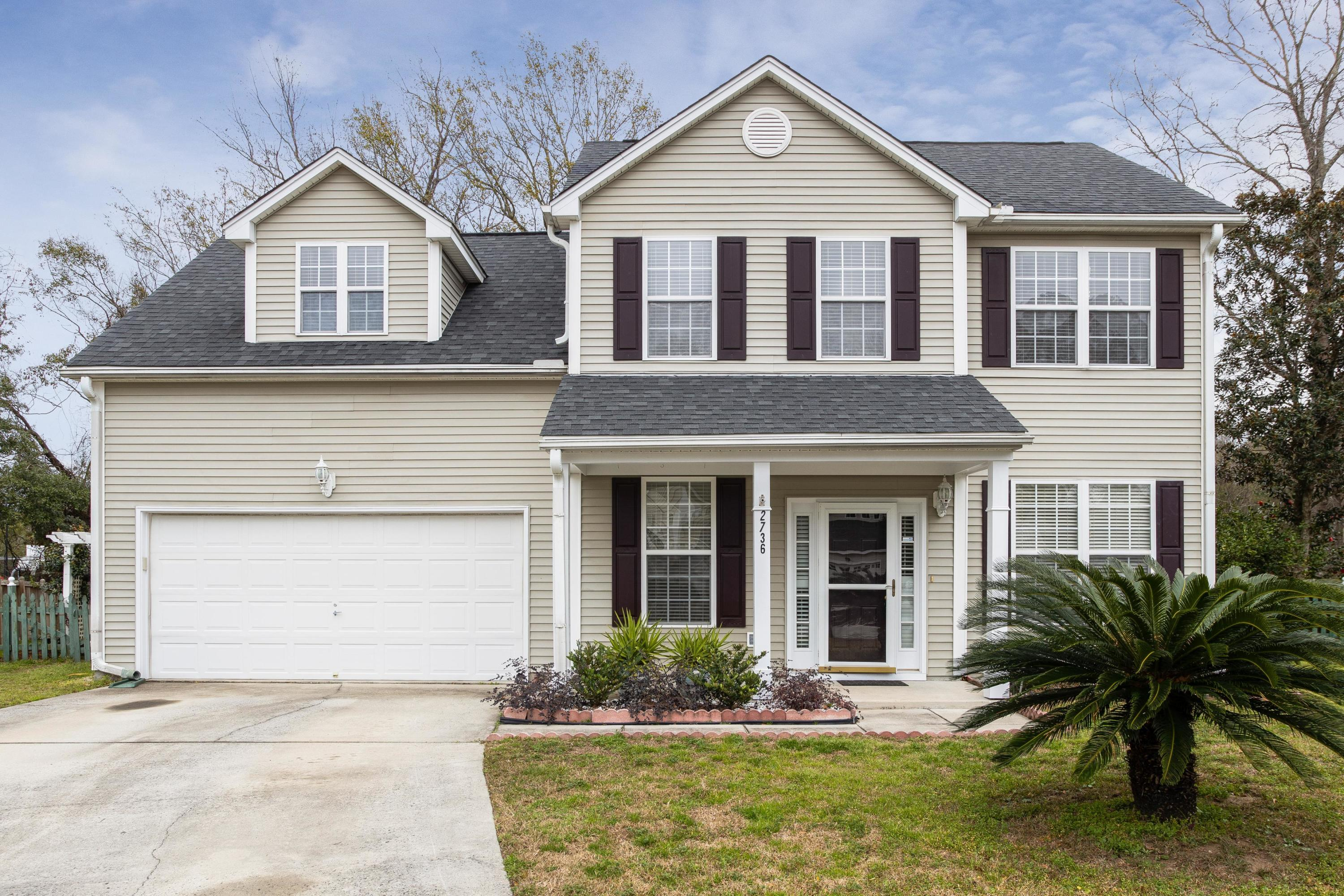 2736 Four Winds Place Mount Pleasant, SC 29466
