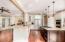 Open Kitchen/Sitting Area