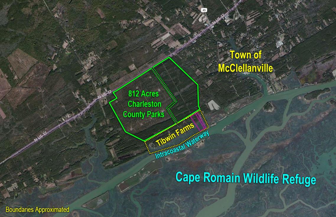 9825 Two Pines Road Mcclellanville, SC 29458