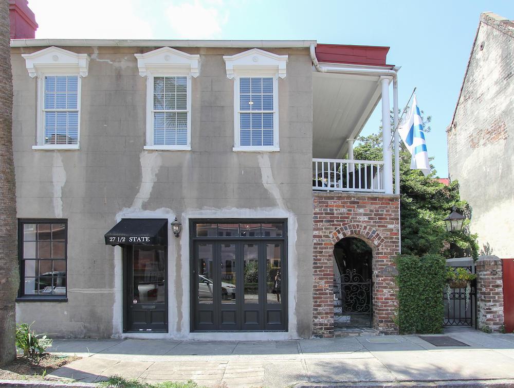 French Quarter Homes For Sale - 29 1/2 State, Charleston, SC - 2