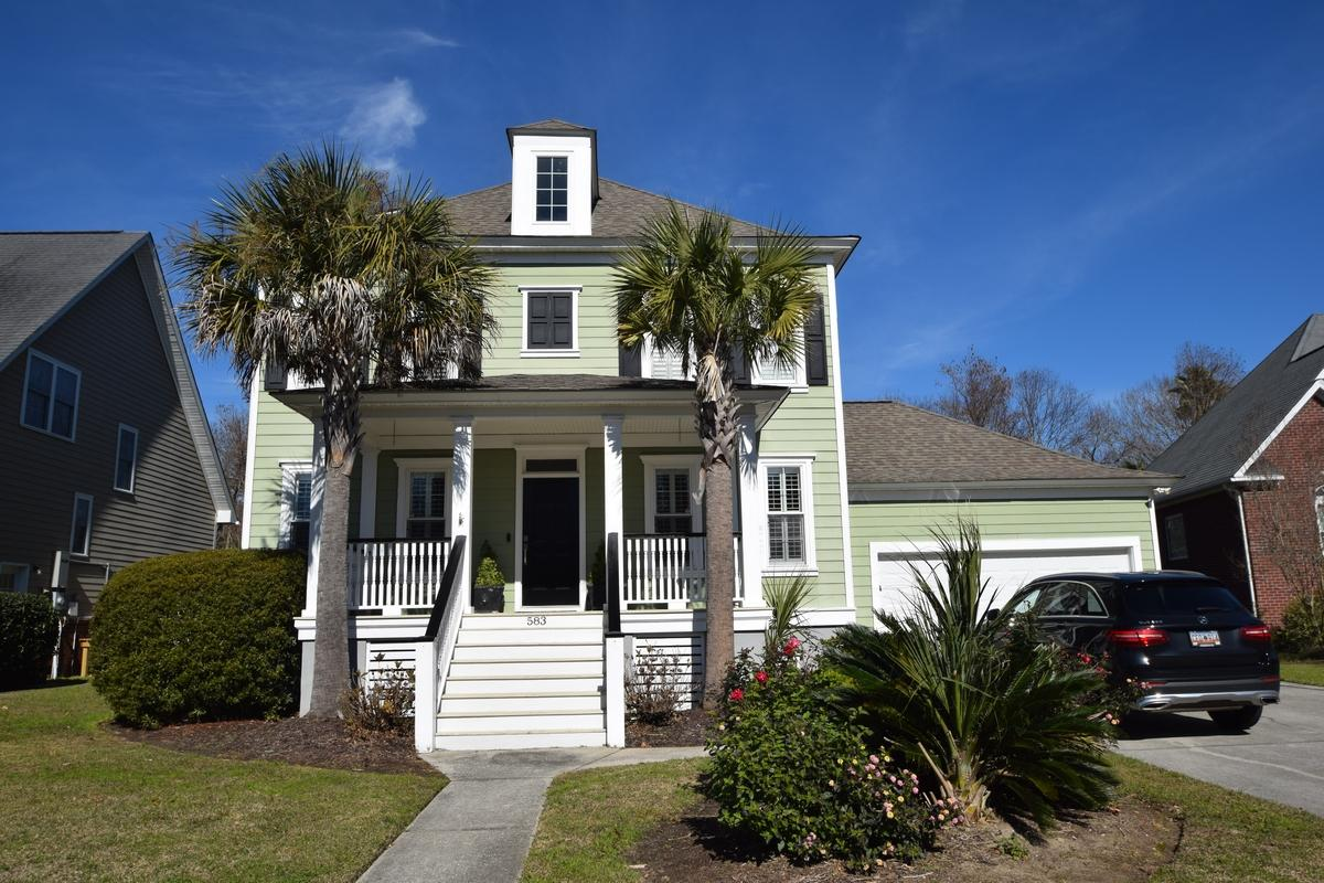 583 White Chapel Circle Charleston, SC 29412