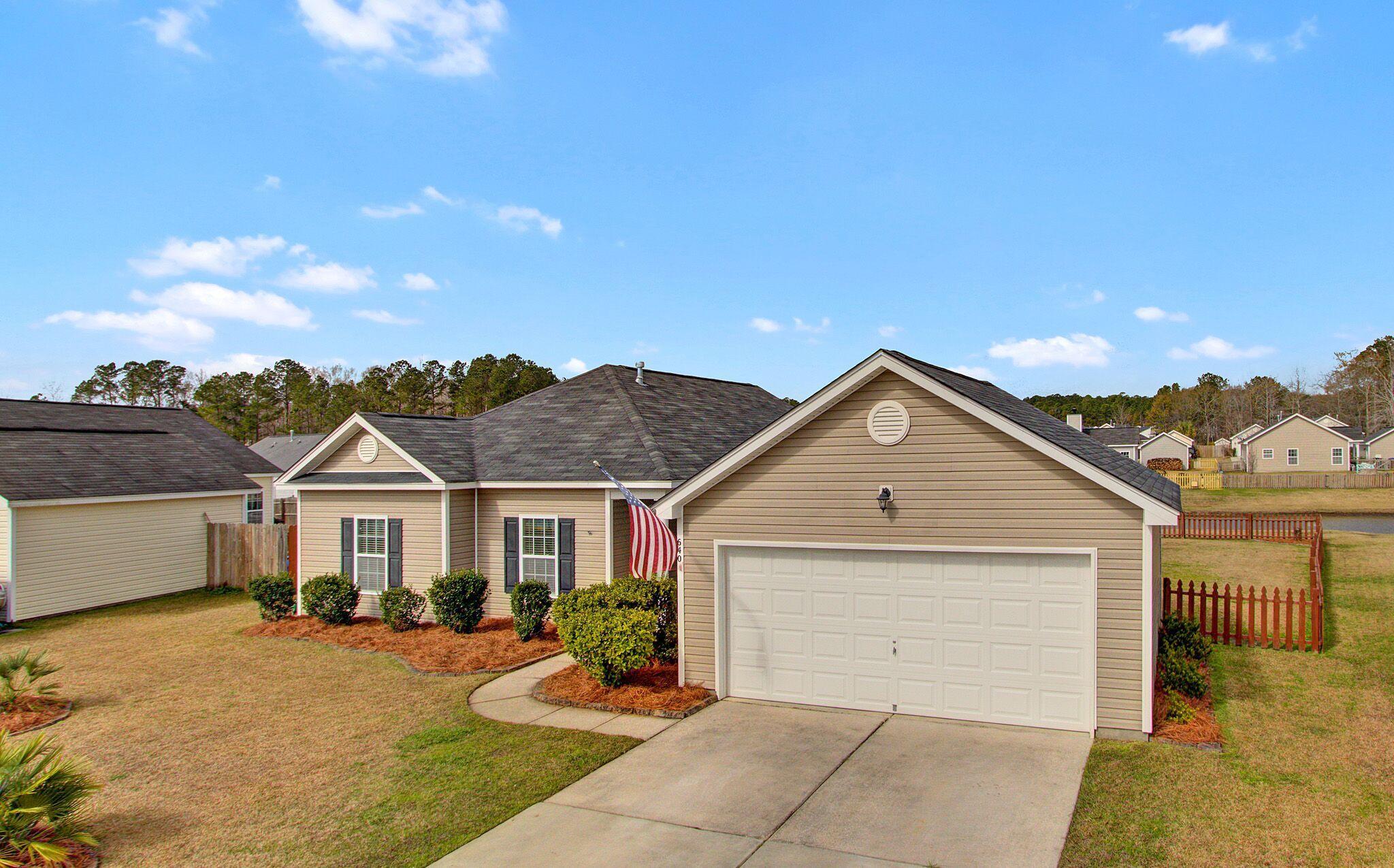 640 Savannah River Drive Summerville, SC 29485