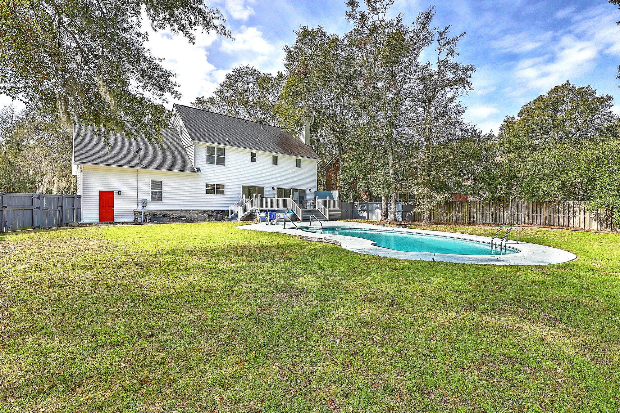 742 Knotty Pine Road Charleston, Sc 29412