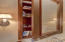 Medicine cabinets in Master
