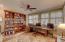 Upstairs office or Sunroom