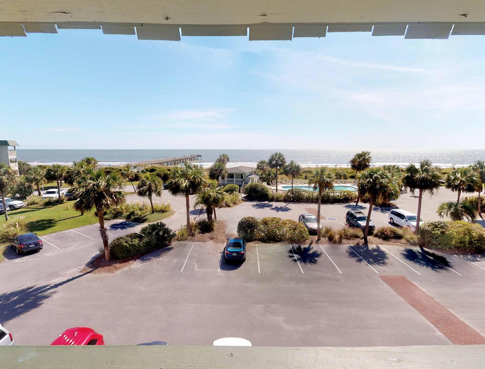 1300 Ocean Boulevard UNIT 322 Isle Of Palms, SC 29451