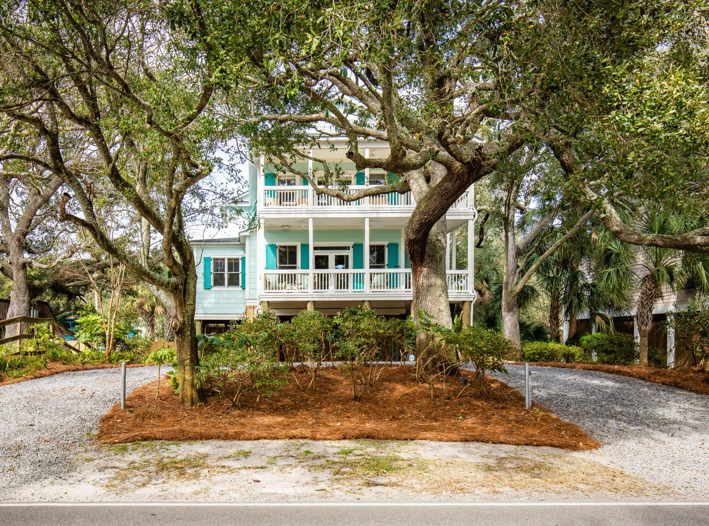 406 E Ashley Avenue Folly Beach, SC 29439