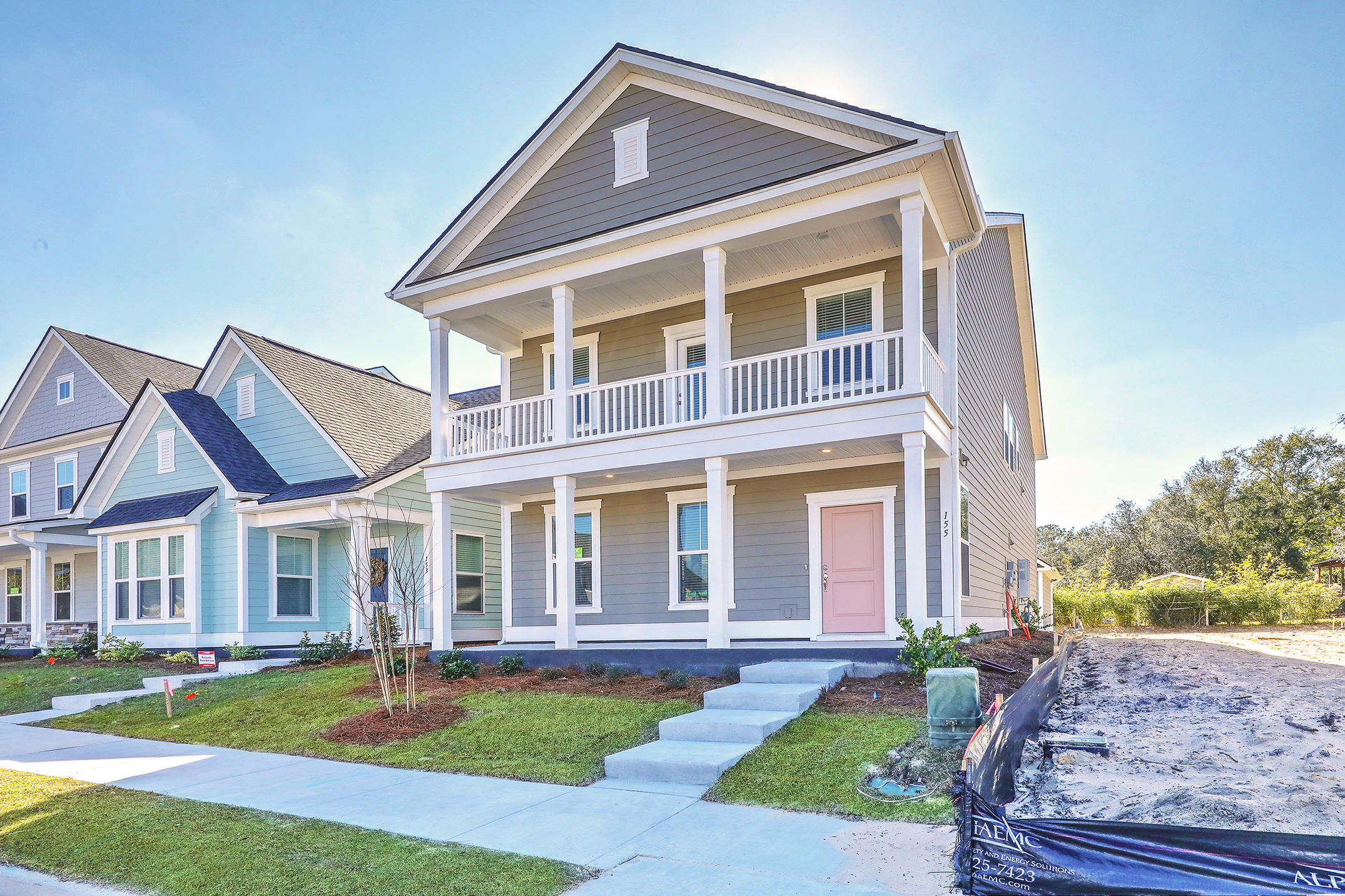 The Marshes at Cooper River Homes For Sale - 600 Spring Hollow, Charleston, SC - 1