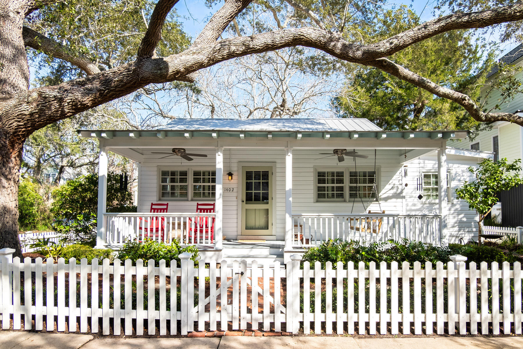 1402 Thompson Avenue Sullivans Island, SC 29482