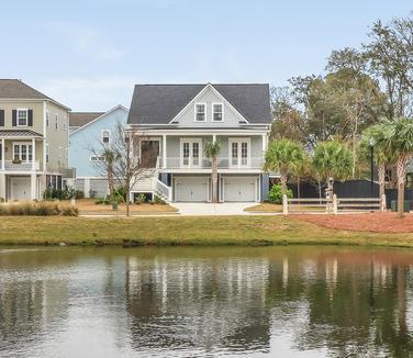The Oaks Marsh View Homes For Sale - 1135 Kincannon, Mount Pleasant, SC - 50