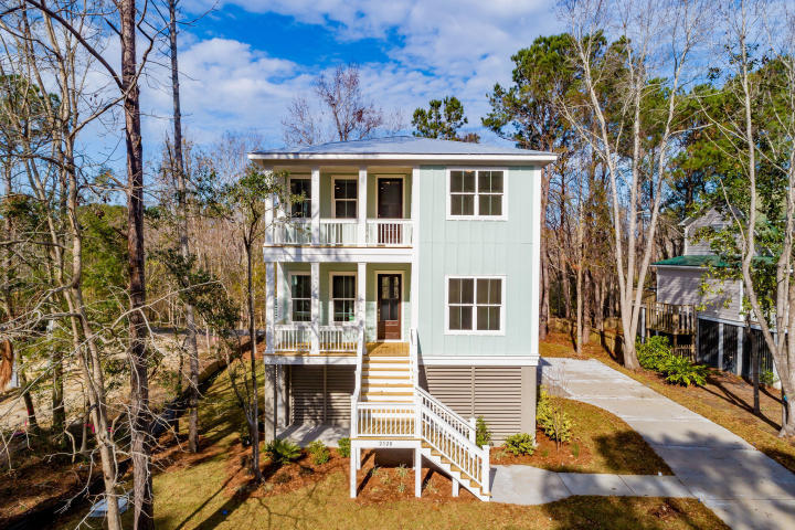 2243 N Marsh Drive Mount Pleasant, SC 29466
