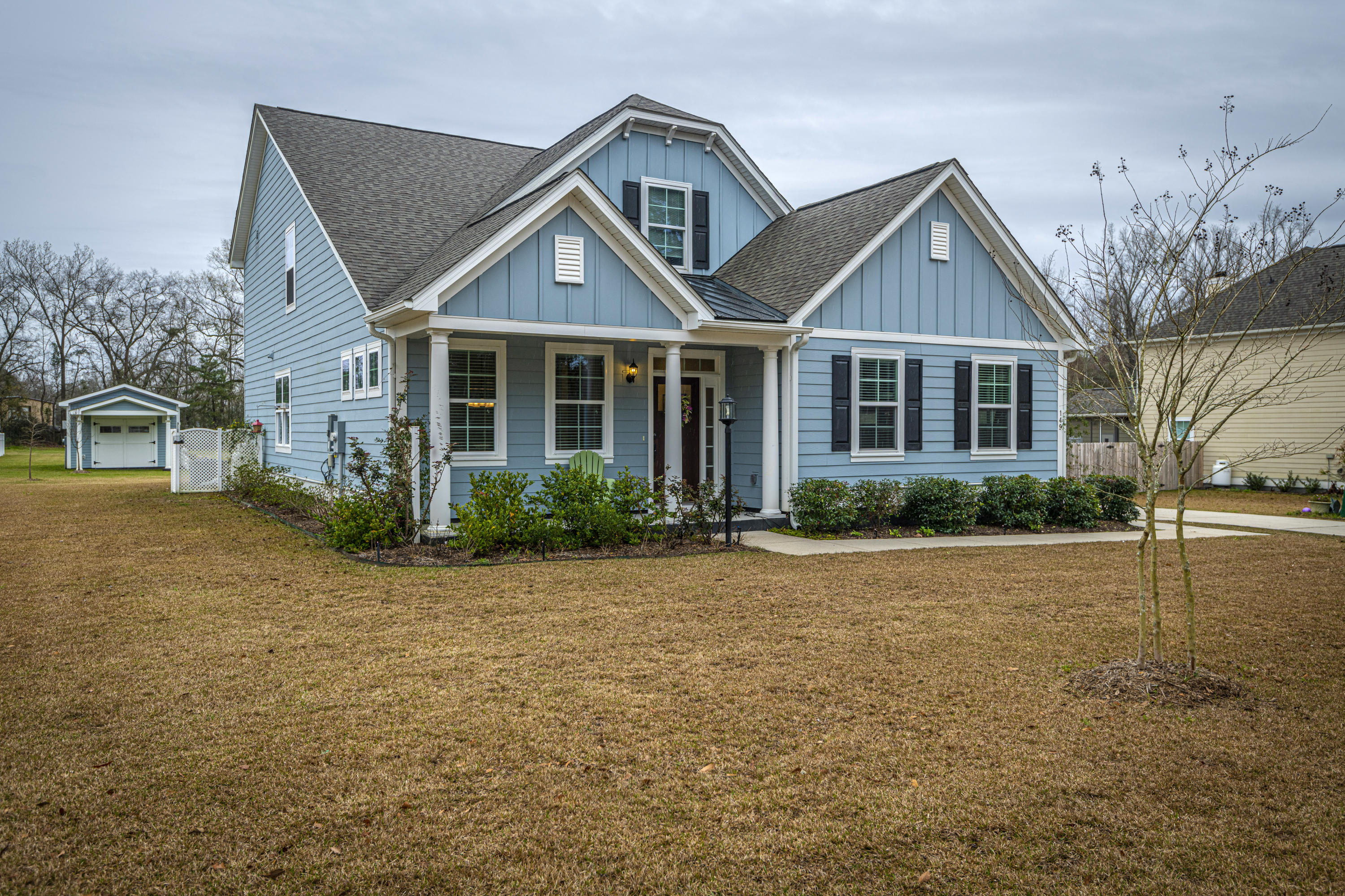 149 Hill Branch Road Ridgeville, SC 29472