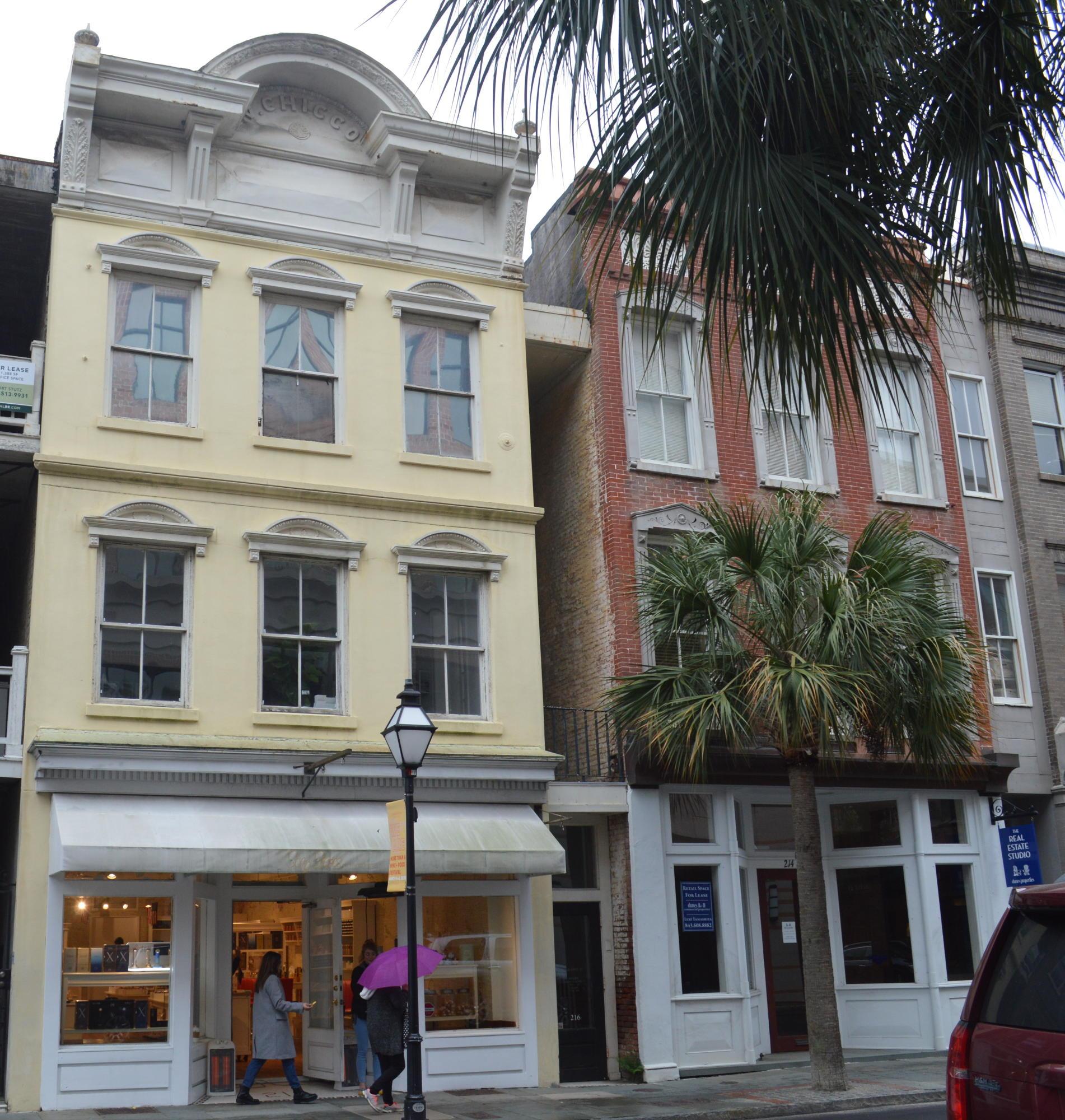 216 King Street Charleston, SC 29401