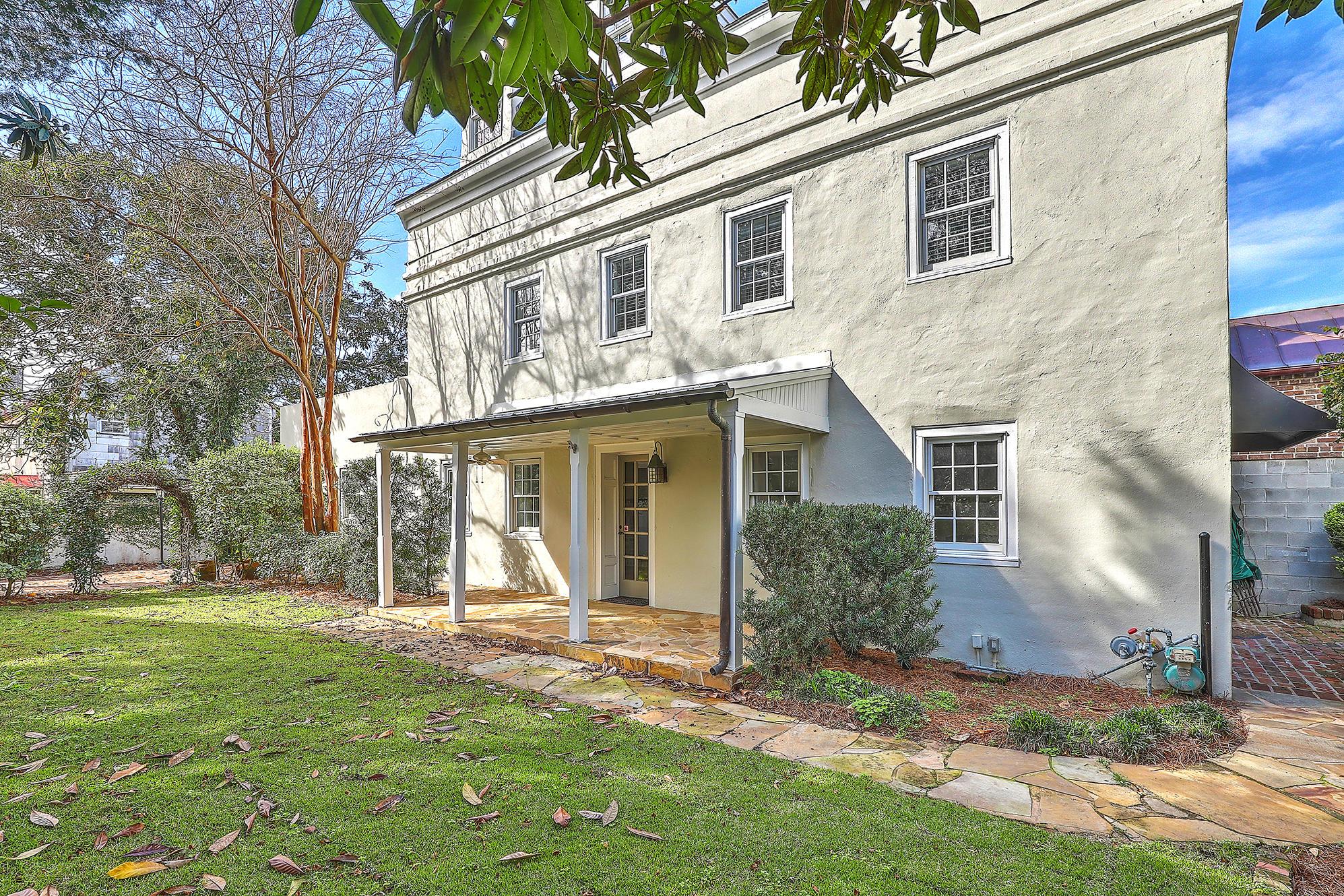21 1/2 Pitt Street Charleston, SC 29401