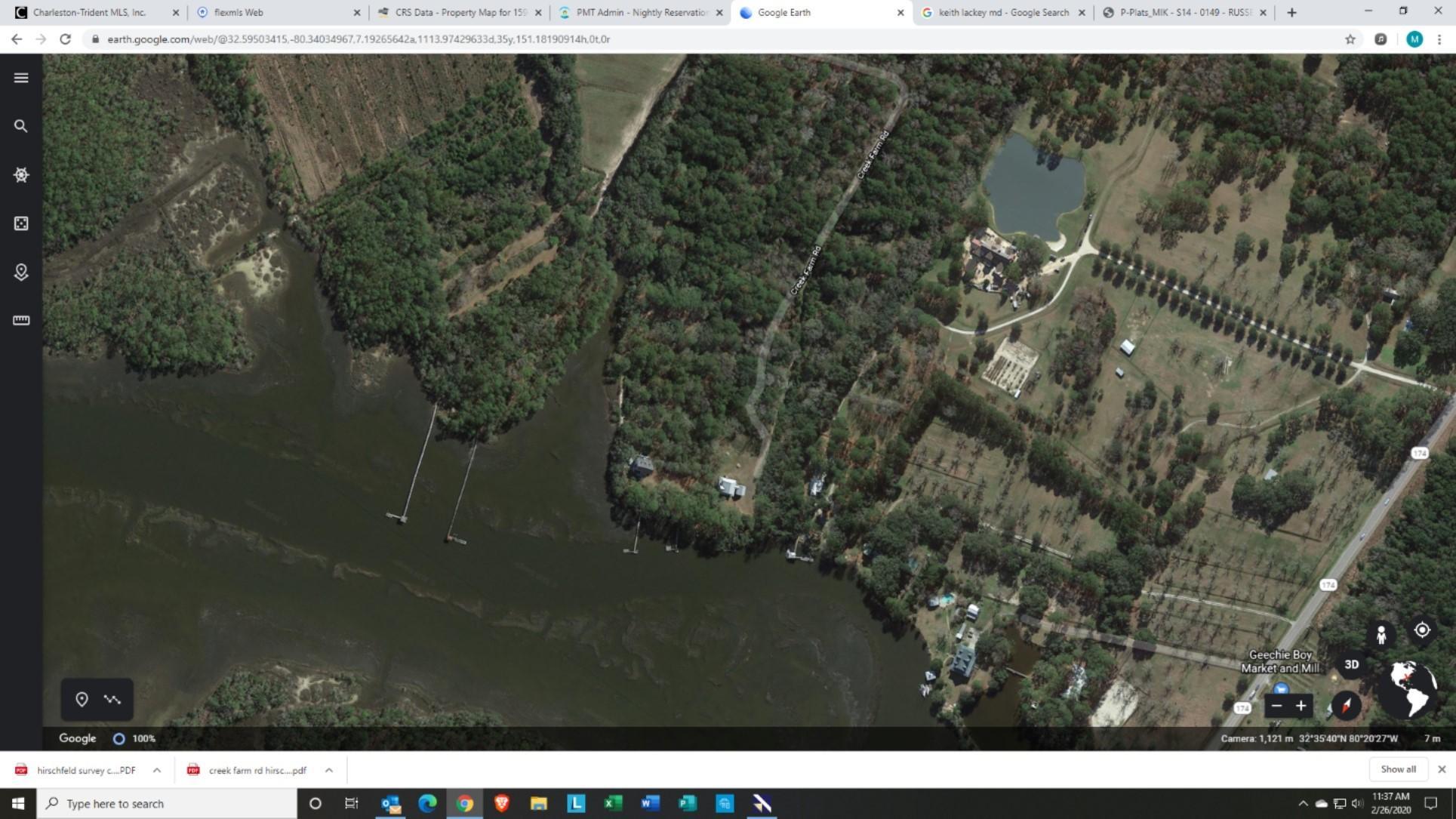 7905 Creek Farm Road Edisto Island, SC 29438