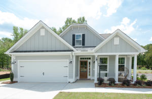 PHOTO OF A MODEL HOME - OPTIONS WILL VARY