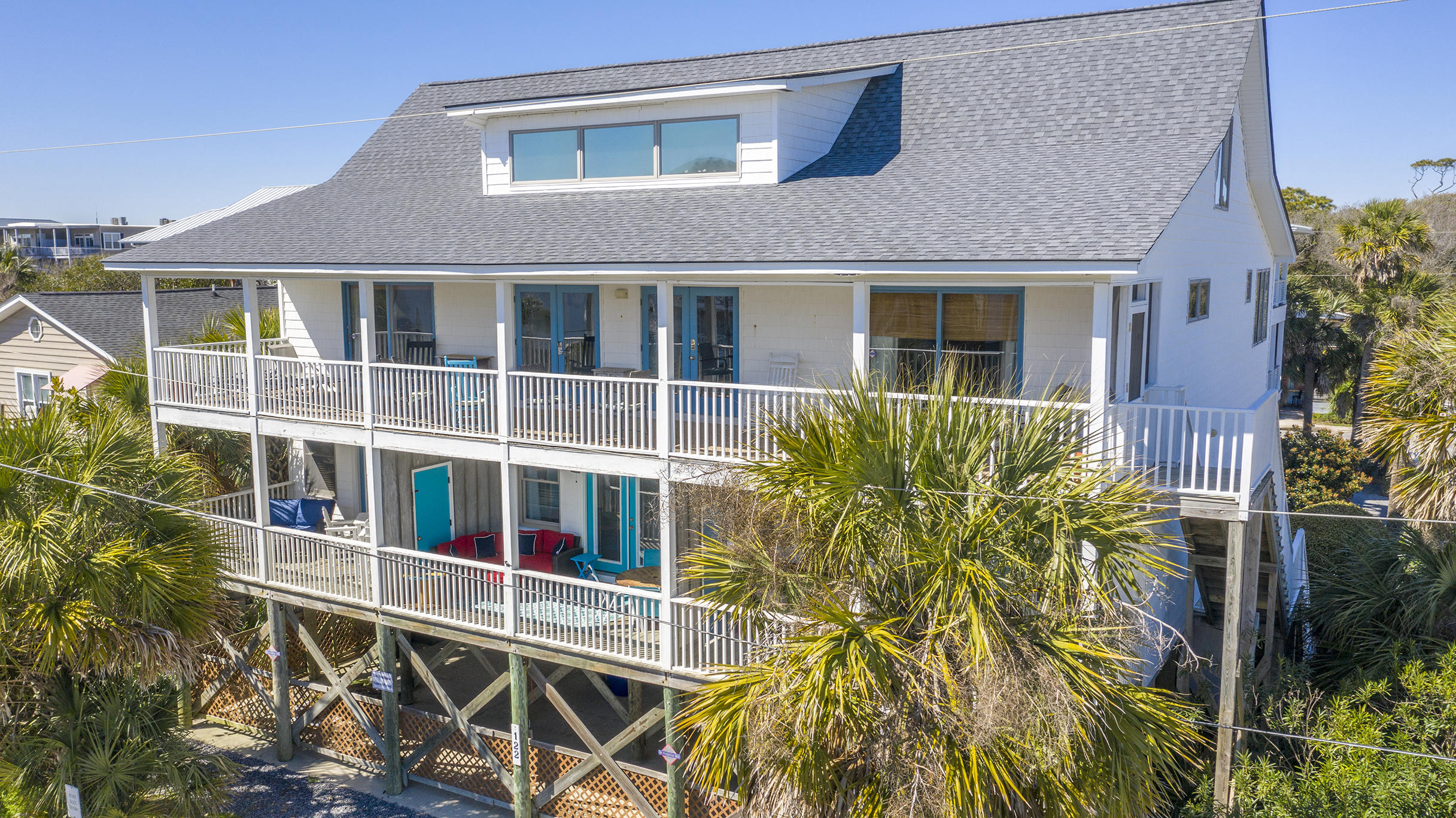 122 E Arctic Avenue UNIT 4 Folly Beach, SC 29439