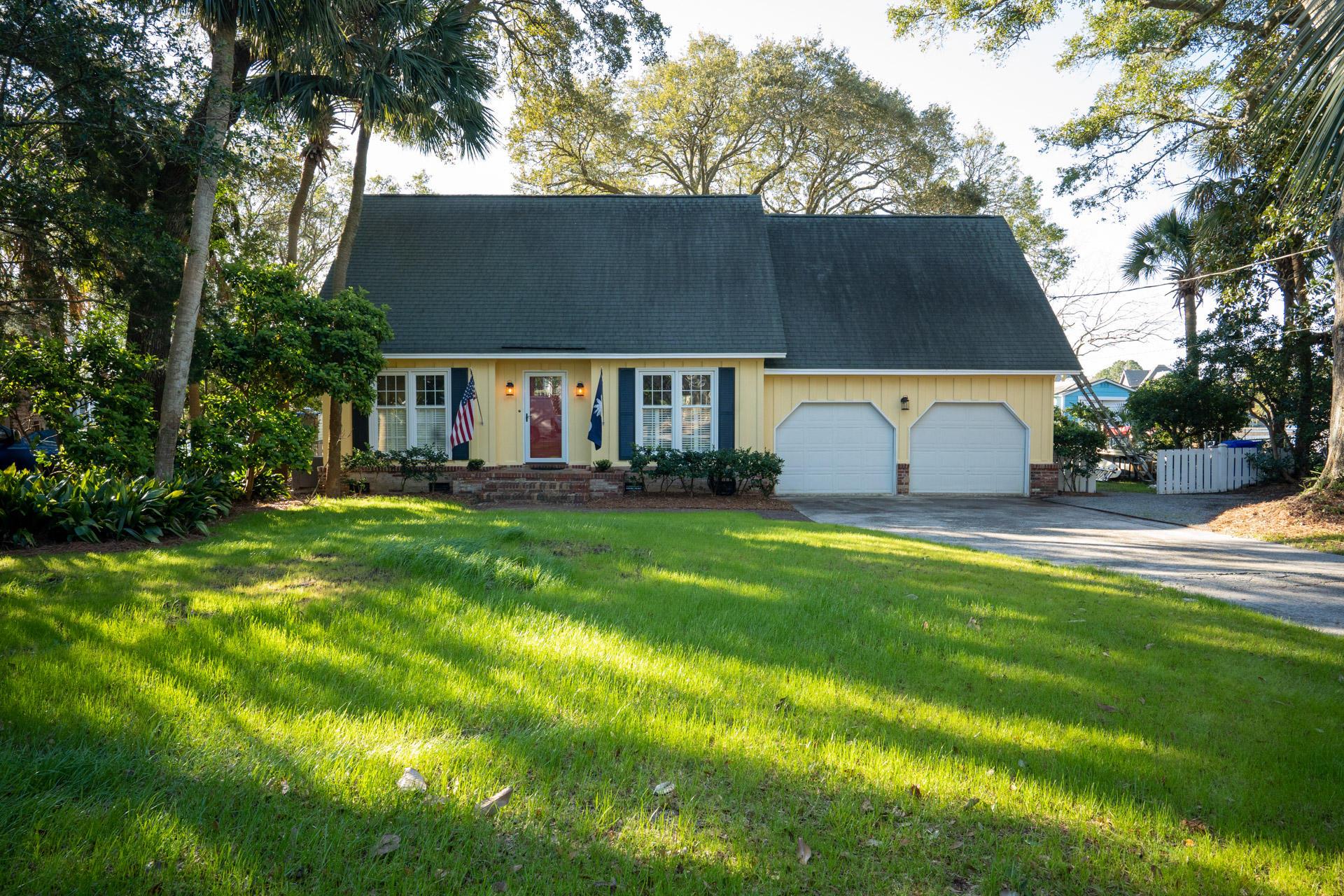1537 Oak Island Drive Charleston, SC 29412