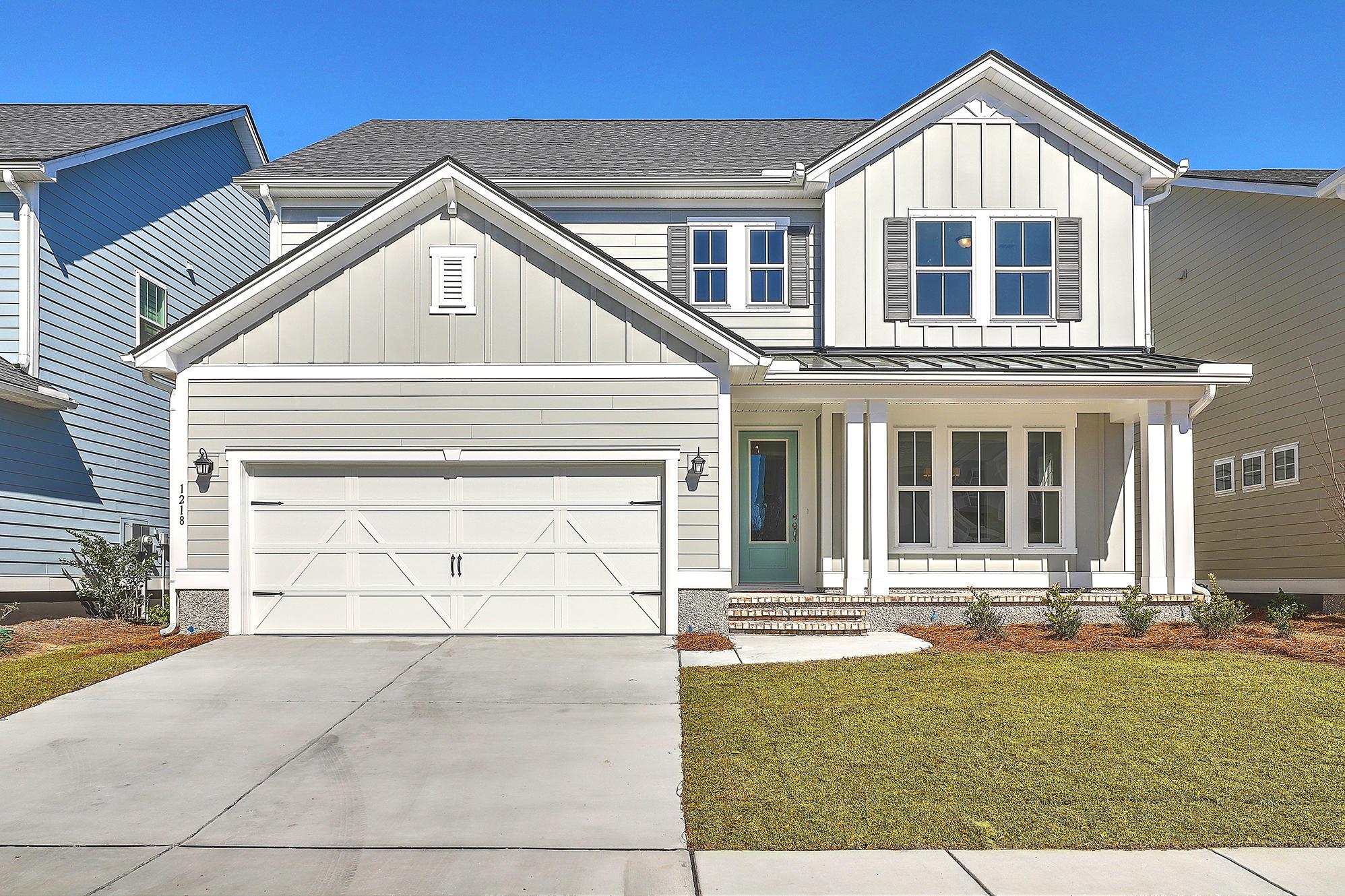 Bentley Park Homes For Sale - 1218 Gannett, Mount Pleasant, SC - 0