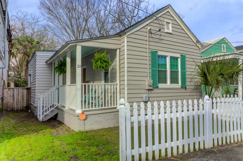 21 Larnes Street Charleston, SC 29403