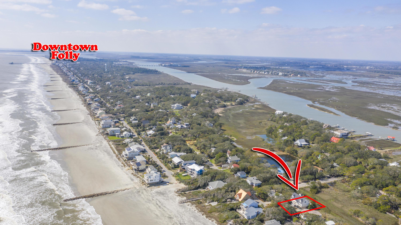 1304 E Ashley Avenue Folly Beach, SC 29439