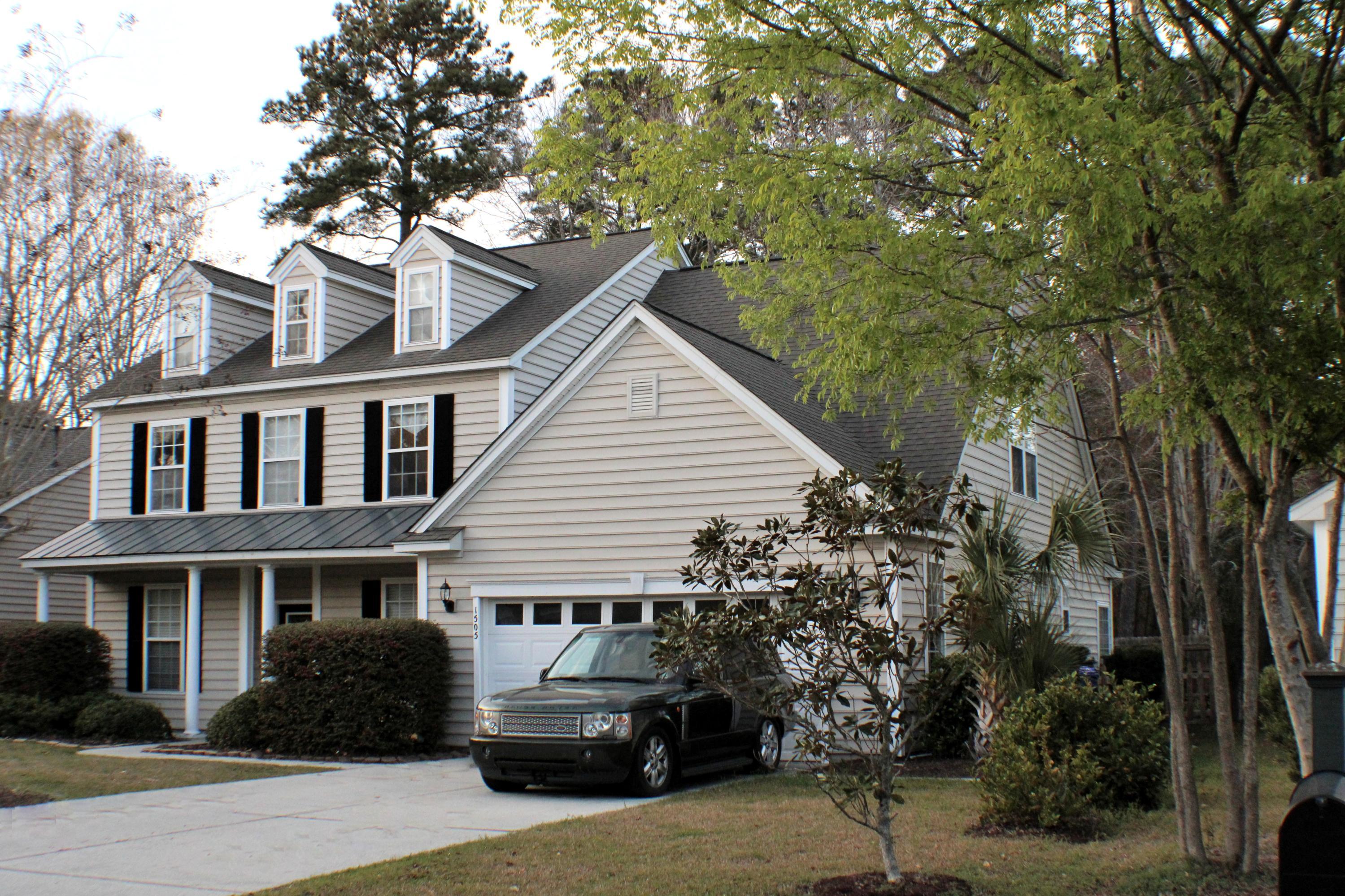 1505 Huxley Drive Mount Pleasant, SC 29466