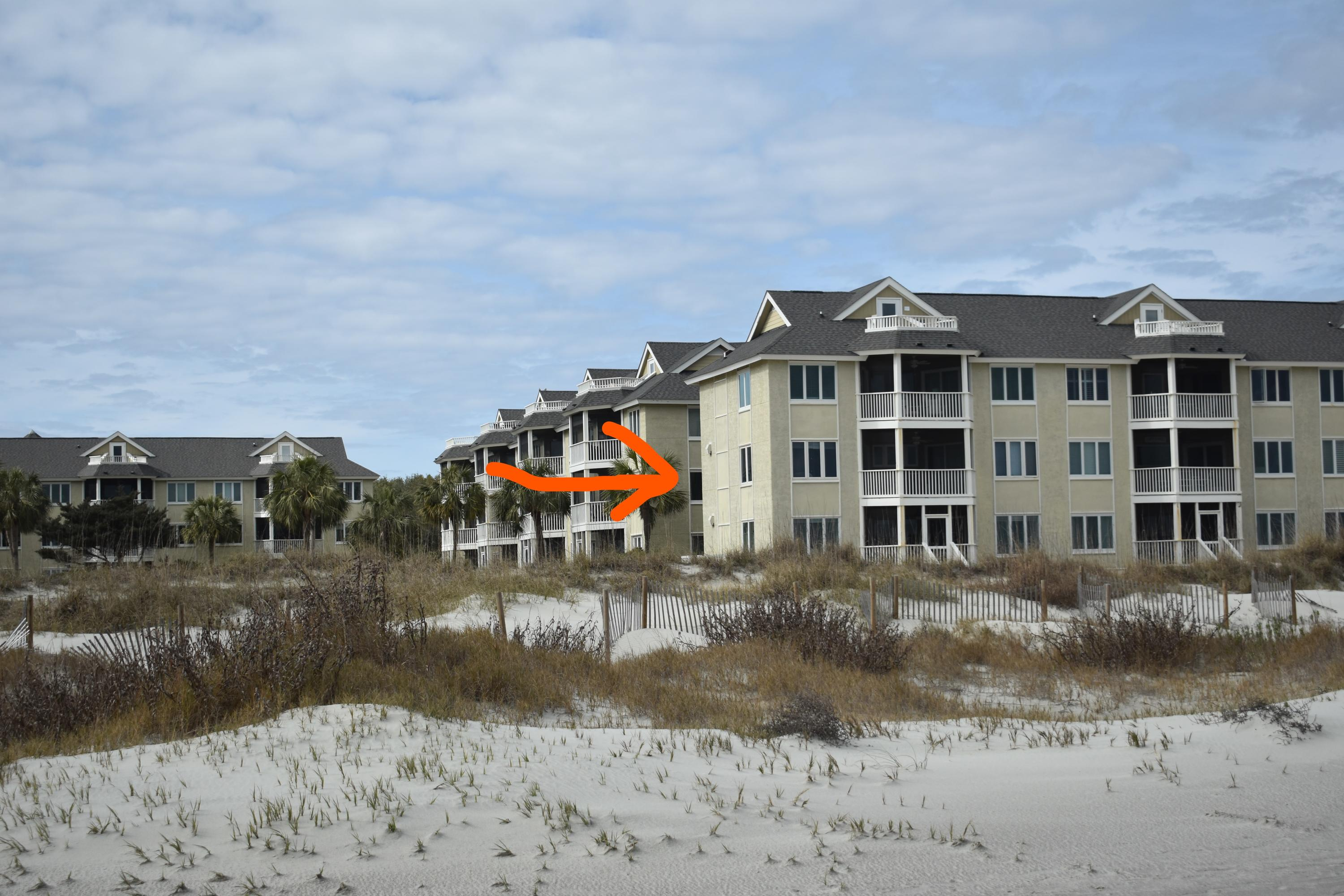 9000 Palmetto Drive UNIT 201f Isle Of Palms, SC 29451