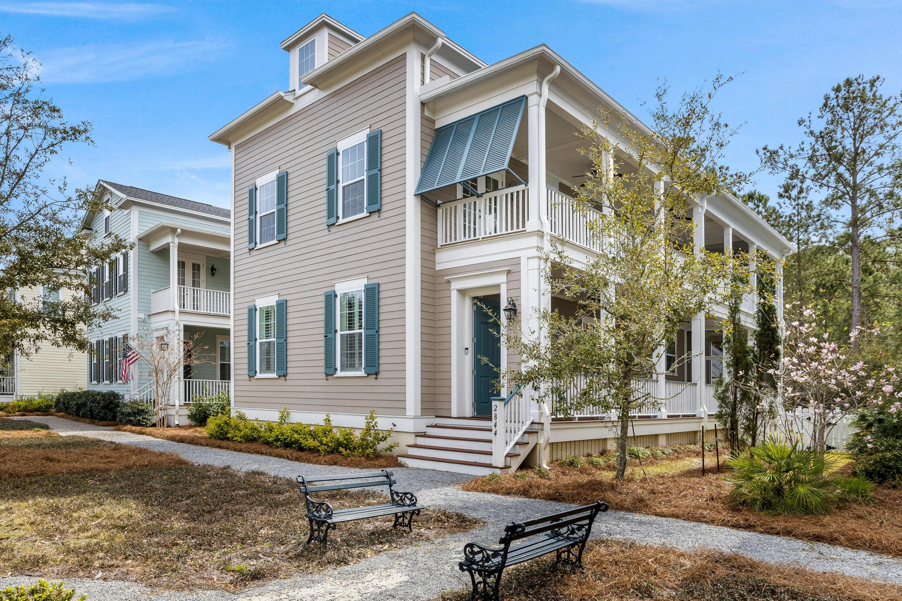 Rivertowne Homes For Sale - 2844 Rivertowne, Mount Pleasant, SC - 2