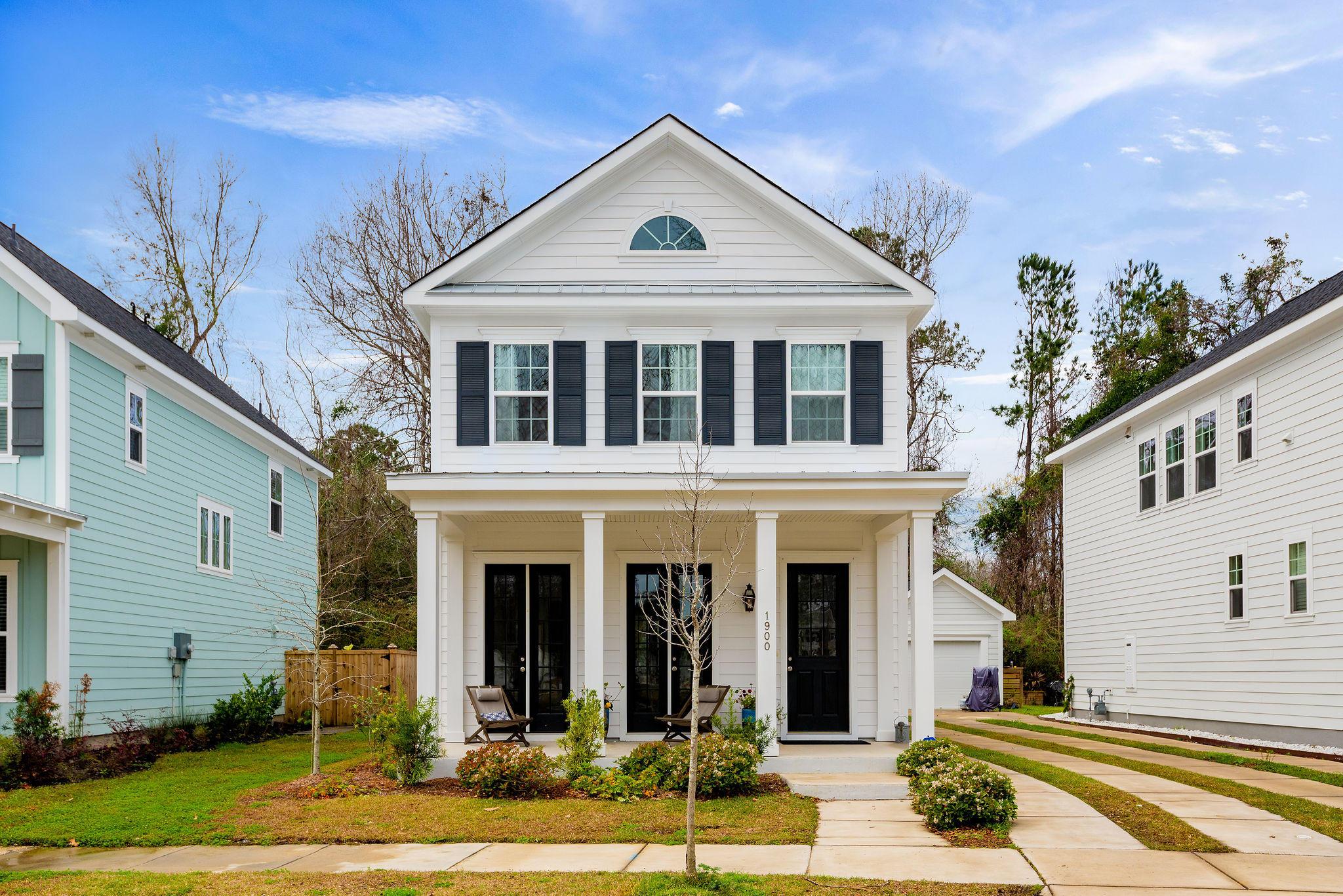Fleming Park Homes For Sale - 1900 Fleming Woods, Charleston, SC - 2