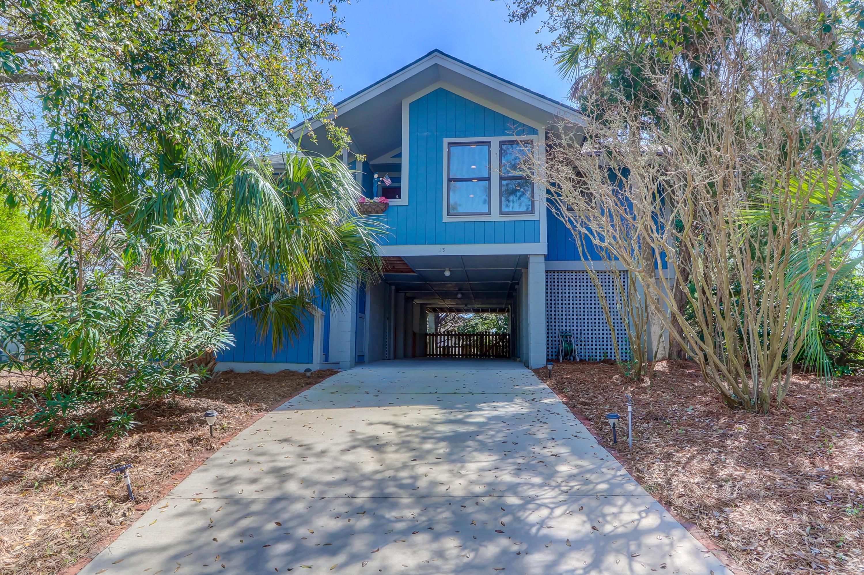 Beachside Homes For Sale - 13 Ocean Park, Isle of Palms, SC - 15