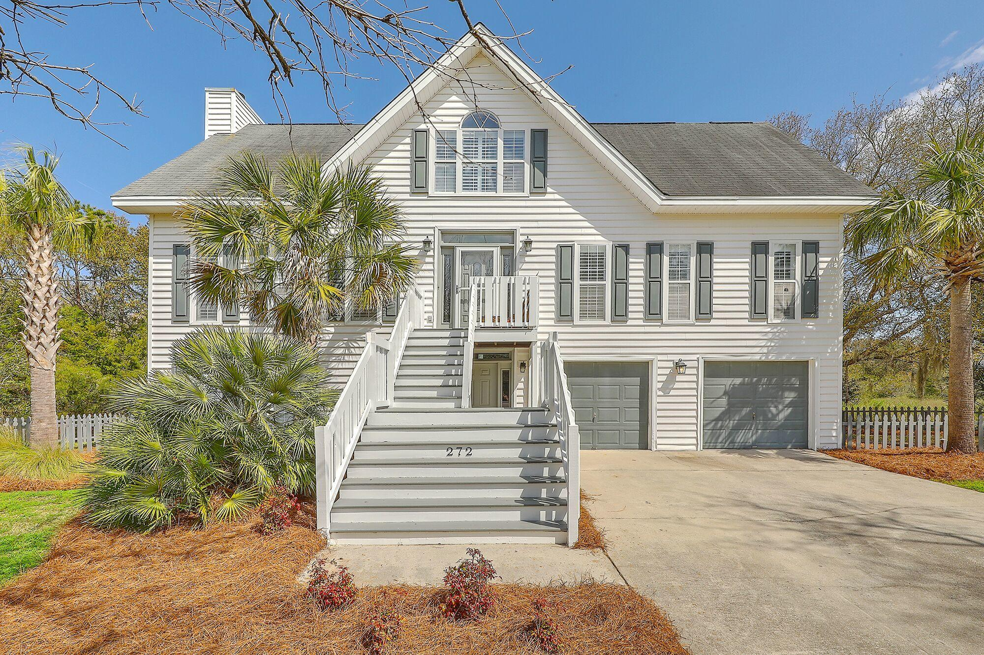 272 Bayview Drive Mount Pleasant, SC 29464