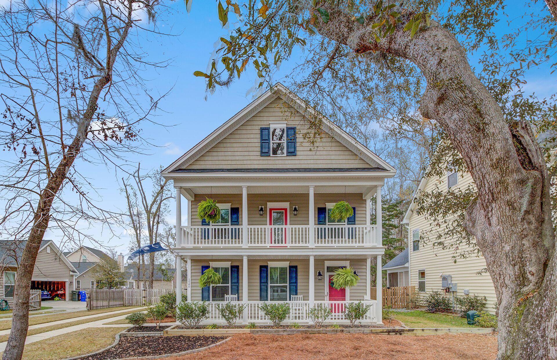 1540 Seabago Drive Charleston, Sc 29414