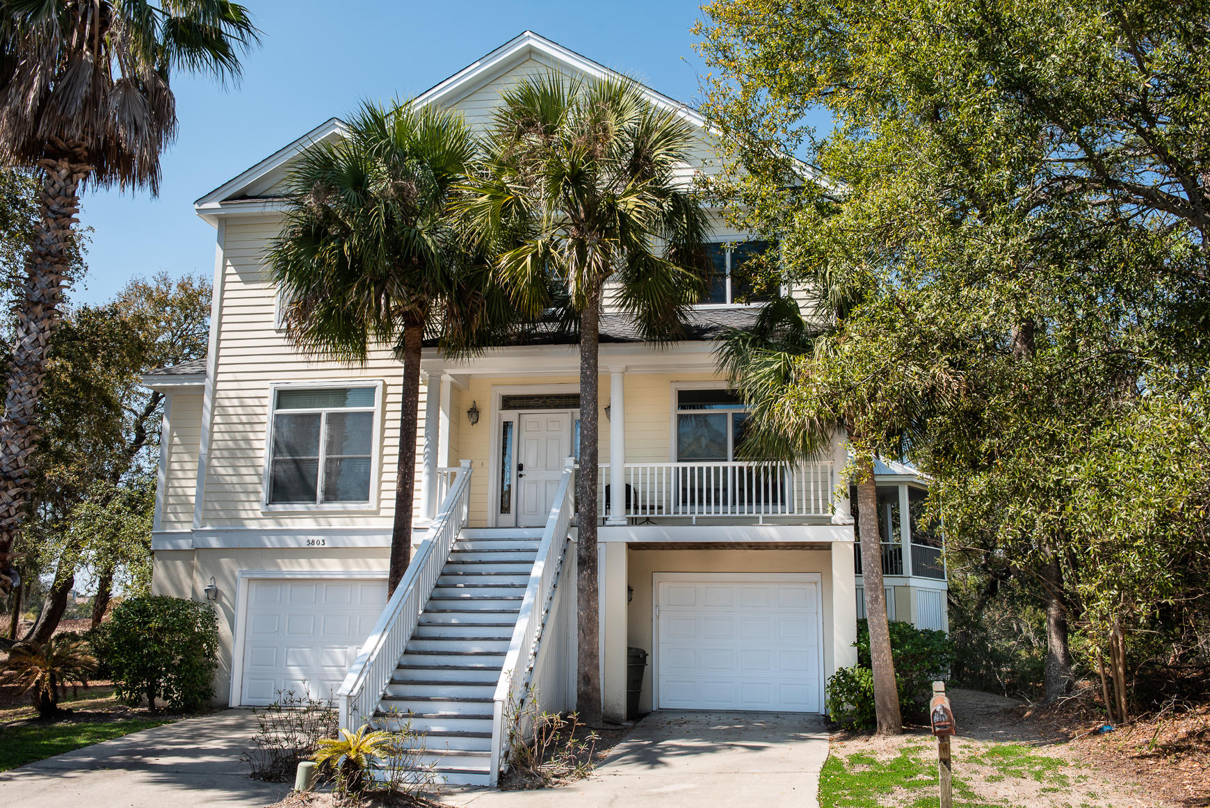 5803 Back Bay Drive Isle Of Palms, SC 29451